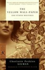 Yellow Wallpaper and Other Writings Paperback Charlotte Perkins Gilman