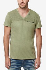 Buffalo David Bitton Men's Kisady Cotton T-Shirt , Laurier, Size XL, MSRP $39