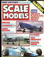 Scale Models Magazine November 1980 HMS Victory EX No ML 122916jhe