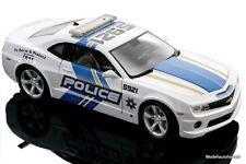 CHEVROLET CAMARO 6.2 SS 2010 POLICE - 1:24 MAISTO