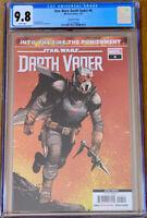 STAR WARS DARTH VADER #6  CGC 9.8 2ND PRINT VARIANT- 1ST OCHI SITH ASSASSIN CVR