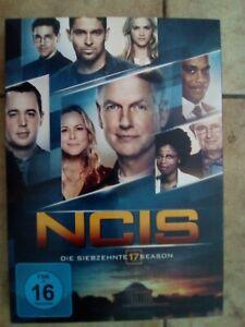 DVD : NCIS - Staffel 17 (deutsche Verkaufsversion)