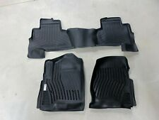 Chevrolet Tahoe, GMC Yukon & Cadillac Escalade - Floor liners for 2015-20 models