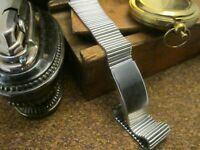 Vintage Wrist Watch band 18 Stainless steel USSR Poljot Raketa ZIM Vostok Pobeda