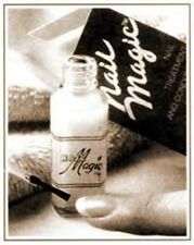 NAIL MAGIC - STRENGTHENS & CONDITIONS WEAK DAMAGED NAILS HELPS NAIL GROWTH