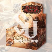 FLESH and BLOOD: MONARCH Booster Box 1st Edition | FACTORY SEALED 5/07/21