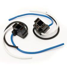 2x H4 3 Broches Support Connecteur Phare Porte Ampoule Réparation Remplacement