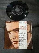 Disque 45 tours Elvis Presley - Quiereme Como Tu Quieras - RCA Victor 3-20460