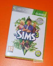 Les Sims 3 XBOX 360 Neuf Scellé