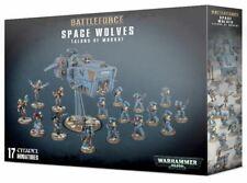 Battleforce Space Wolves Talons of Morkai Games Workshop Warhammer 40k lobos