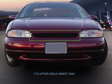 Fits 95-99 Chevy Monte Carlo Black Billet Grille Grill