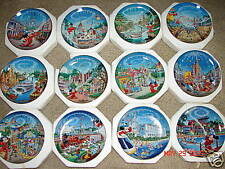 Disney 25th Anniversary Collector Plates Disney Plates