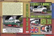 2839. Stobart Port. UK. Trucks. April 2014. The enormous multi model port at Wie