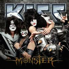 Kiss-Monster (2012) LP-Emballage d'Origine-Produit Neuf - 180 gram Vinyle + mp3