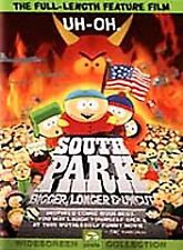 South Park (Bigger, Longer & Uncut) (DVD, 1999) USED/Private Collection