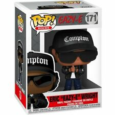 "New ListingNew Rare Funko Rocks Pop! 171 Eric Eazy-E Wright 3.75"" Vinyl Figure Nwa Compton"