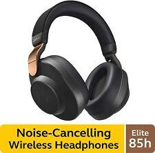 Jabra Elite 85h Wireless Noise-Canceling Headphones, Copper Black