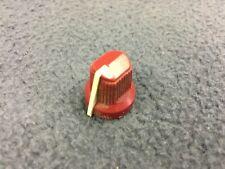 Fender Red Amplifier Control Knob