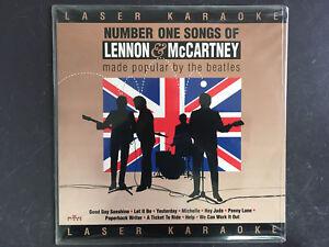 Lennon & McCartney - Karaoké Laser Disc