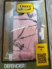 New OtterBox Defender Case + Holster for iPhone 5 ONLY - Realtree Camo Pink