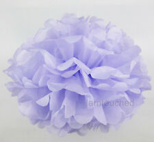 "6-12"" Tissue Paper PomPom Flower Ball Wedding Party Home Outdoor Hanging Decor"