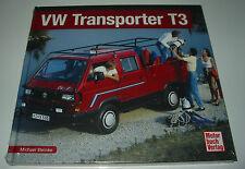 Bildband VW Transporter Bulli Bus T3 / T 3 ab Baujahr 1979 Michael Steinke NEU!