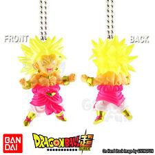 BANDAI Dragon Ball Z Movie Vr. THE BEST 11 Figure KeyChain - Super Saiyan Broly