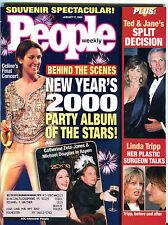 People Magazine January 17 2000 Celine Dion Ted Turner EX 012016jhe