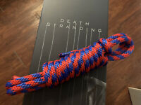 Death Stranding Rope Strand Prop 1:1 Scale