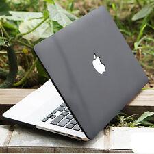 """Black Matt Rubberized Hard Case Cover Skin Fr MacBook PRO 13"""" A1425 A1502 Retina"""