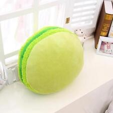 Throw Macarons Pillow Backl Cushion Plush Naps Pillow Toy Travel Decoration P4
