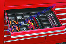 TOOL BOX INSIDE DRAWER ORGANIZER DIVIDER FOR KITCHEN DESK TOOL ROLLAWAY PART BIN