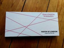 *NO PINS* rare! Team London 2012 Ambassadors pin badges box only