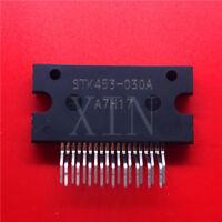 1PCS STK453-030A Encapsulation:SIP-ZIP,Thick Film Hybrid IC
