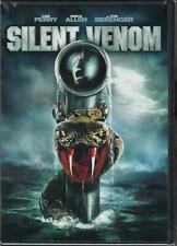 Silent Venom (DVD) Luke Perry, Tom Berenger NEW & SEALED! Creature Feature