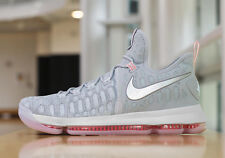 2016 Nike KD 9 IX Preheat Wolf Grey LMTD Size 16. 843396-090 Jordan Kobe