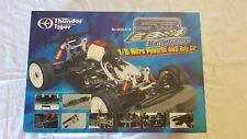 Thunder Tiger EB4 S3 pro buggy 4WD 18 nitro Rally Game RC KIT RARA scoppio NEW