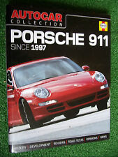 Autocar Collection:PORSCHE 911 BOOK BY HAYNES HISTORY EVO DATA REVIEWS TESTS 97>