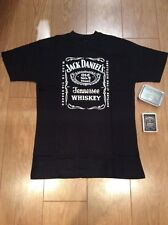 Jack Daniels T-Shirt Size Medium + Playing Cards