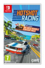 Hotshot Racing SWITCH Neuf sous blister