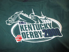 126th KENTUCKY DERBY - CHURCHILL DOWNS - May 6 2000 (XL) Jacket Fusaichi Pegasus