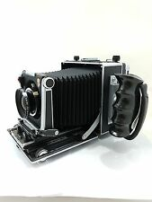 Linhof Master Technica 4X5 Classic+Symmar-s Linhof 150mm 5.6+Handgrip