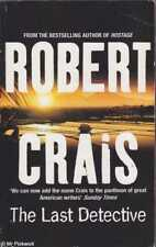 Robert Crais THE LAST DETECTIVE 2003 SC Book