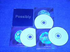 Bjork  Possibly Maybe 3-CD single set)