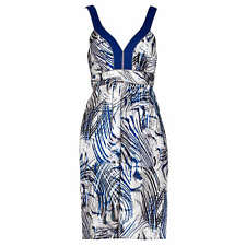 new RRP $140 JACQUI E COTTON SUN DRESS 16 more sz in store