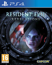 Resident Evil Revelations HD Remake Playstation 4 PS4 NEW Release Pre-Order