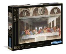 Puzzle 1000pz - Museum Collection - Leonardo: Cenacolo (31447)