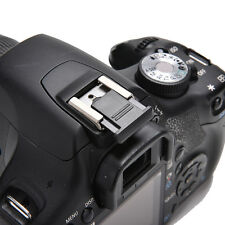 "New 5Pcs Hot Shoe Cover for Canon Nikon Olympus Pentax Panasonic 0.75""*0.83""  Qe"