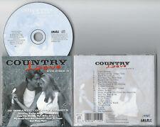 COUNTRY LOVE VOL 2 CD