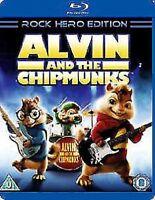 Alvin And The Chipmunks Blu-Ray Nuevo Blu-Ray (4241307001)
